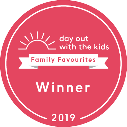 DOWTK Family Favourites Awards Winner 2019